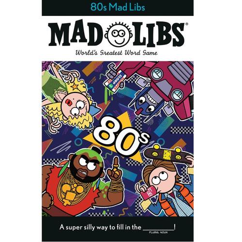 80's Mad Libs
