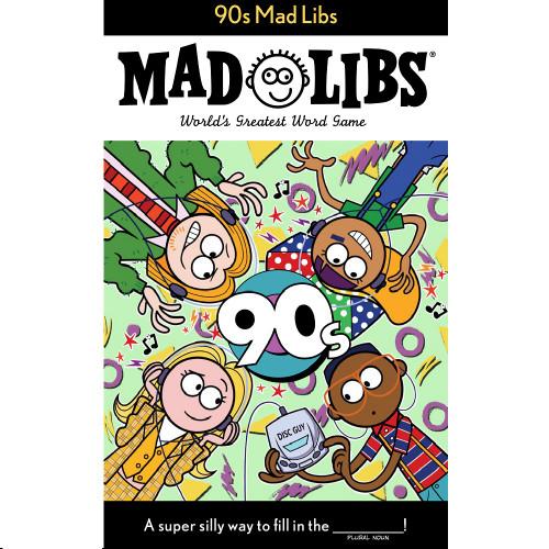 90's Mad Libs