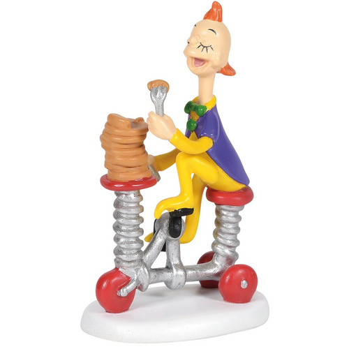 Department 56 The Grinch Who-Ville Pancakes To Go