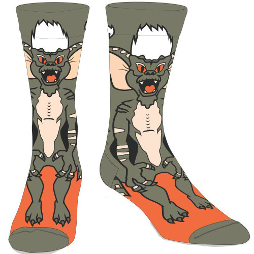 Gremlins Spike 360 Image Crew Socks