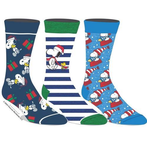 Snoopy Holiday Socks