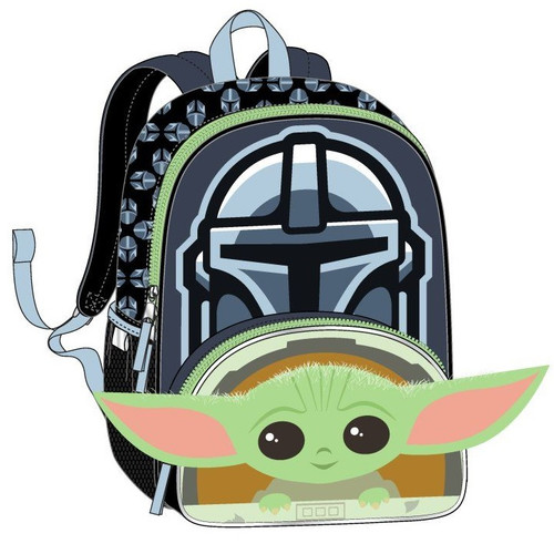 "Star Wars The Mandalorian: ""The Child"" Backpack"
