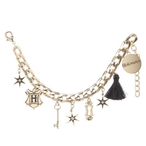 Harry Potter Alohomora Charm Bracelet