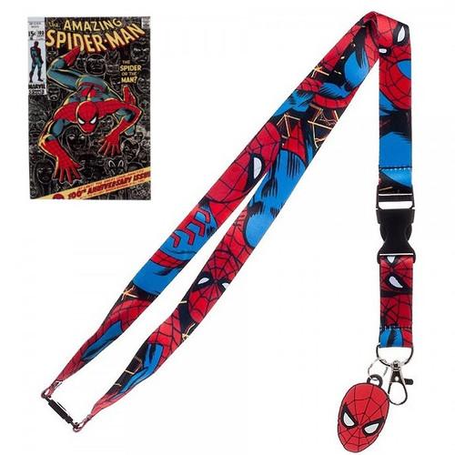 Marvel Spiderman Lanyard