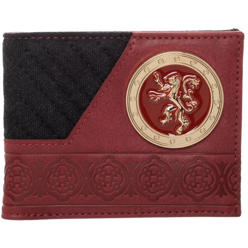 Game of Thrones Lannister Bi-Fold Wallet