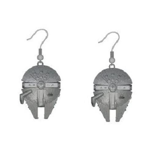 Star Wars Millennium Falcon Hook Earrings