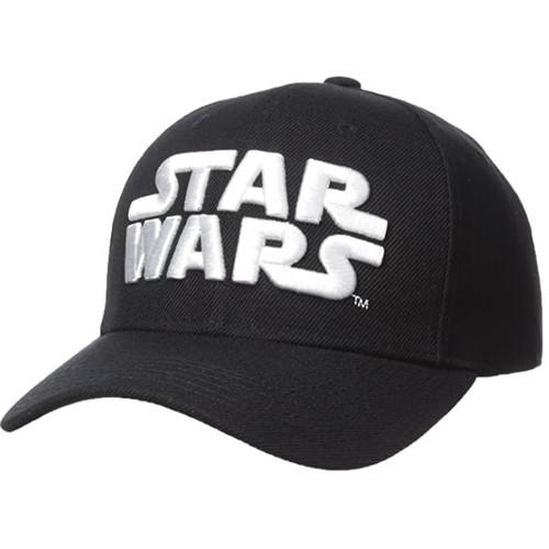 Star Wars Black Logo Baseball Cap