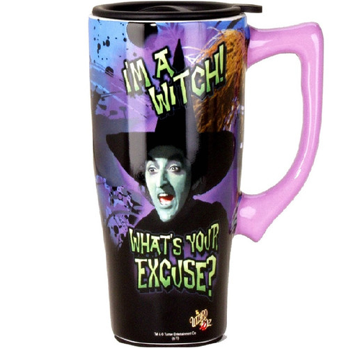 Wizard of Oz I'm A Witch! What's Your Excuse? Travel Mug