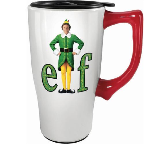 Elf: The Movie Travel Mug