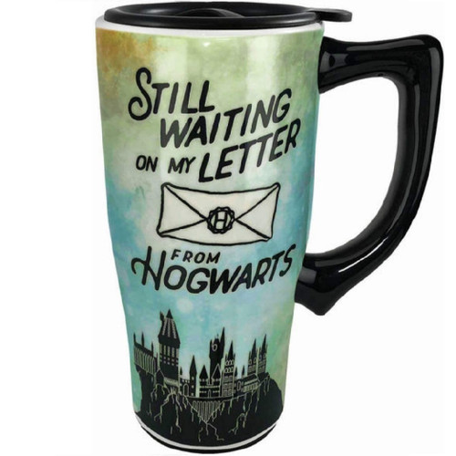 Harry Potter Still Waiting On My Letter From Hogwarts Travel Mug
