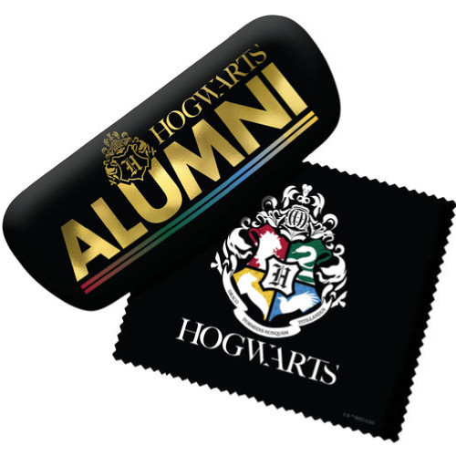 Harry Potter Alumni Eyeglass Case