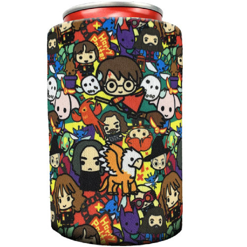 Harry Potter Chibi Characters Can Cooler