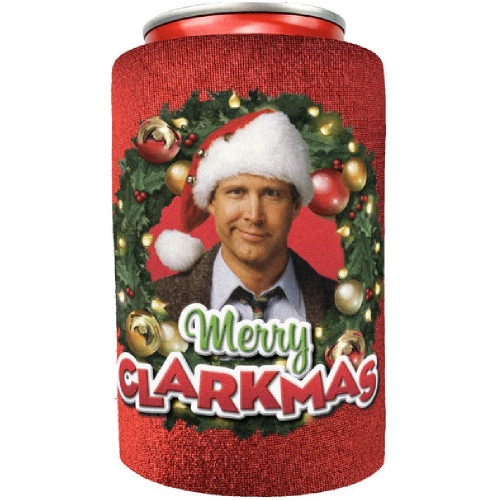 Christmas Vacation Merry Clarkmas Can Cooler