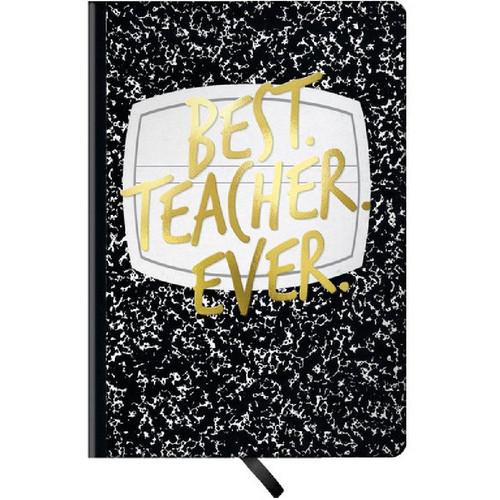 Best Teacher Ever Journal