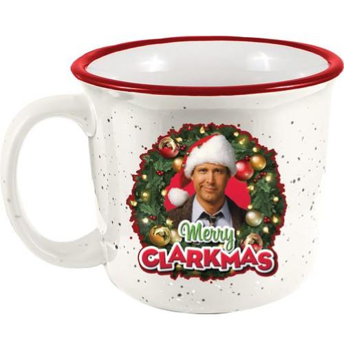Christmas Vacation Merry Clarkmas Camp Mug