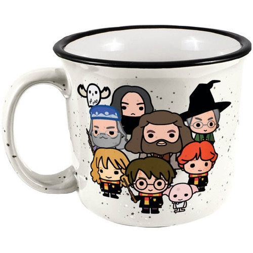 Harry Potter Chibi Camp Mug