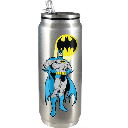 Batman Stainless Steel Beverage Can