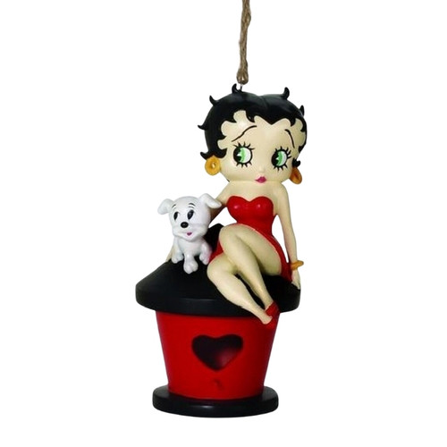 Betty Boop Birdhouse