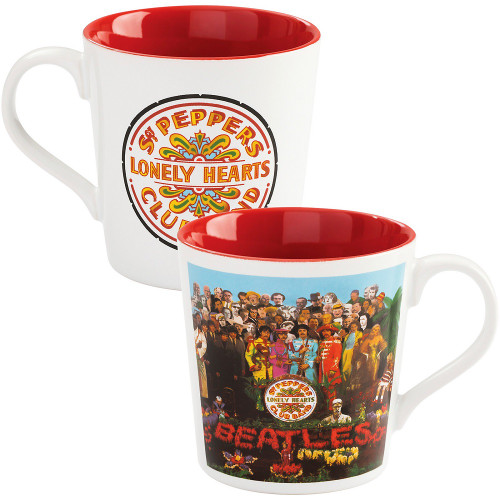 The Beatles Sgt. Pepper's Ceramic Mug