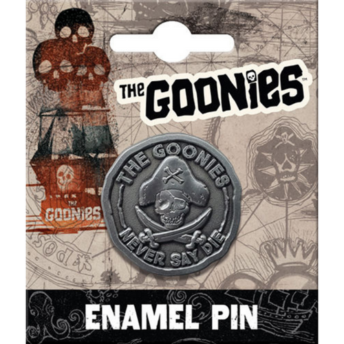 Goonies Never Say Die Enamel Pin