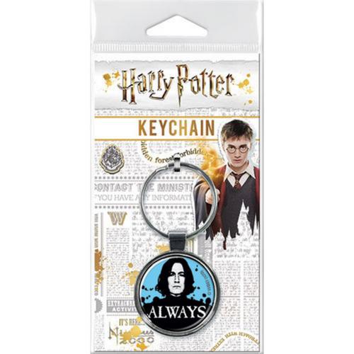 Harry Potter Always Snape Key Ring