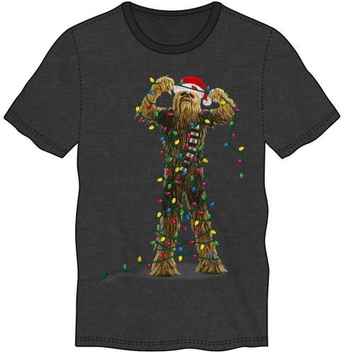 Star Wars Chewy Christmas T-Shirt