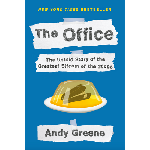 The Office: The Untold Story Book