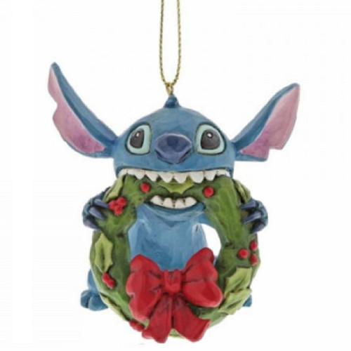 Stitch Jim Shore Hanging Ornament