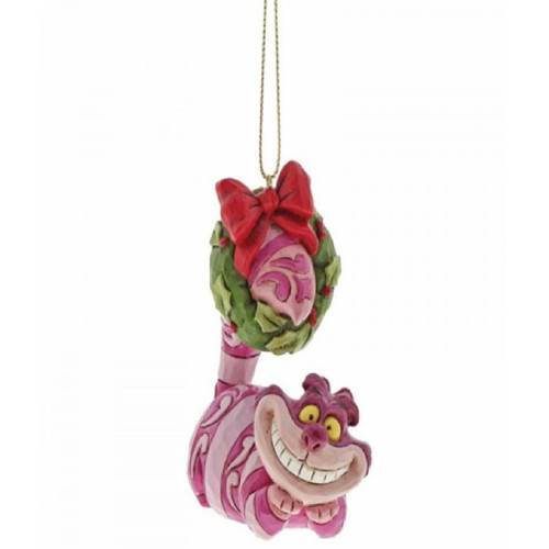 Cheshire Cat hanging ornament Jim Shore
