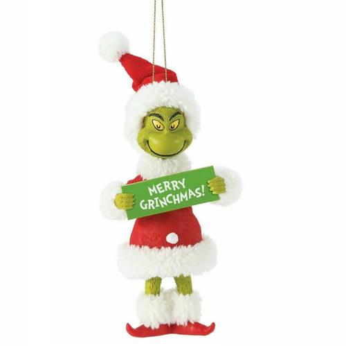 Merry Grinchmas! Ornament