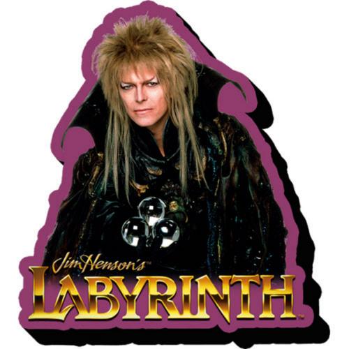 Labyrinth Jareth magnet