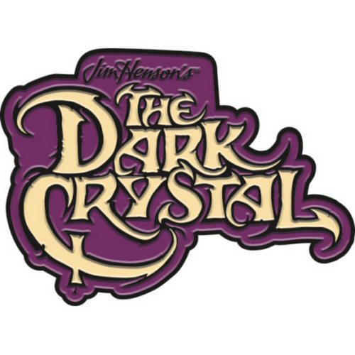 Dark Crystal logo Pin