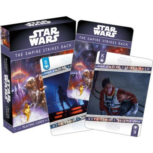 Star Wars Episode Five Cards