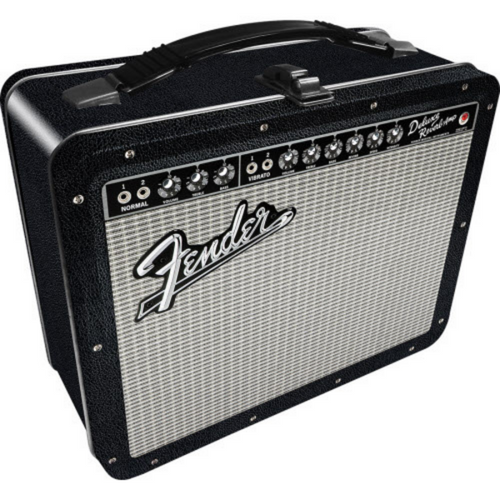Fender Amp Tin Tote