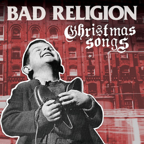 Bad Religion Vinyl Album Christmas Songs