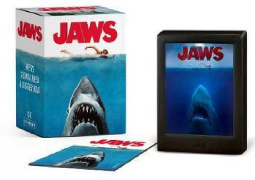 Jaws: We're Gonna Need A Bigger Boat Mini Kit