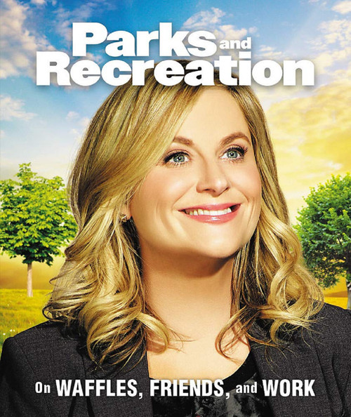 Parks and Recreation: On Waffles, Friends, and Work Mini Book