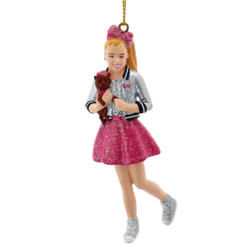 JoJo Siwa Blow Mold Ornament