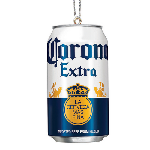 Corona Can Ornament