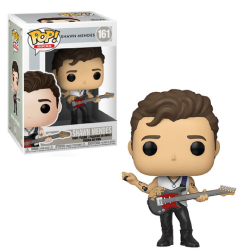 Shawn Mendes Pop! Rocks Funko 44719