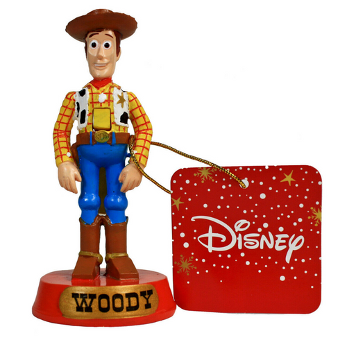 Woody Mini Nutcracker Decoration