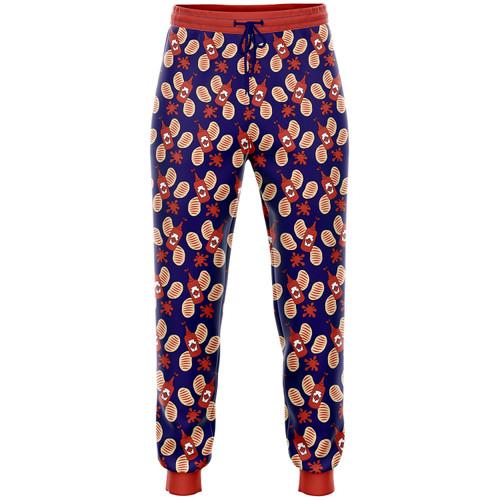 Ketchup Chips Pajama Pants