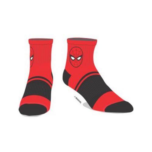 Spider-Man Quarter Anklet Socks
