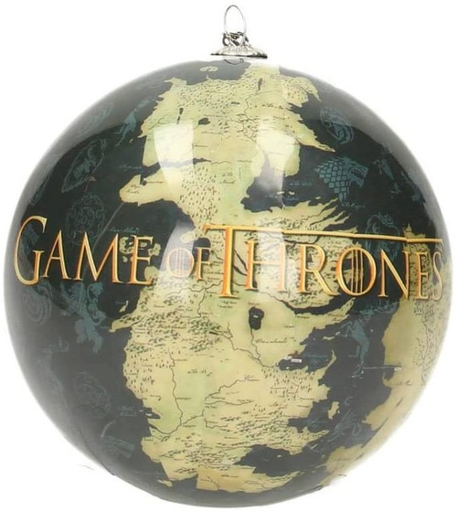 Game Of Thrones™ Decorated Ball Ornament
