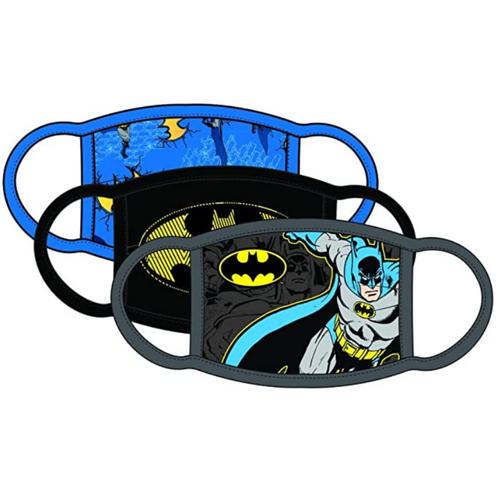 Batman Youth Face Masks