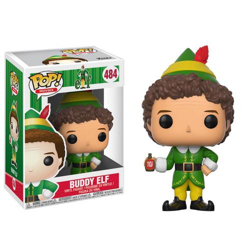 Elf the Movie Buddy Elf Pop!