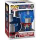Transformers: Optimus Prime Funko Box