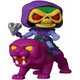 Skeletor on Panthor Funko Pop