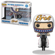 Evel Knievel Motorcycle POP Rides Funko