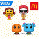 McDonalds Funko Pops Wave 2